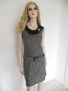 Kleid aus Tweed Größe 36/38